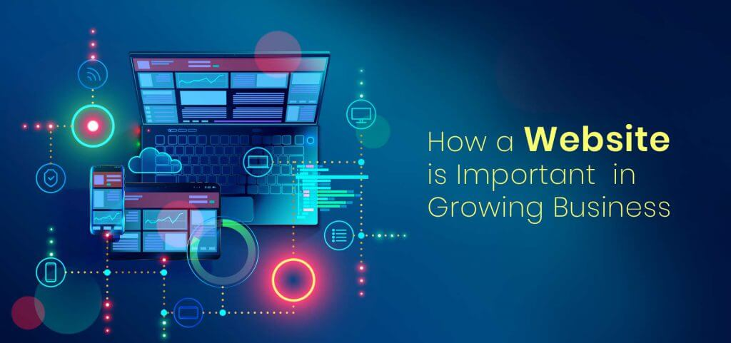 How a Website is Important in Growing Business